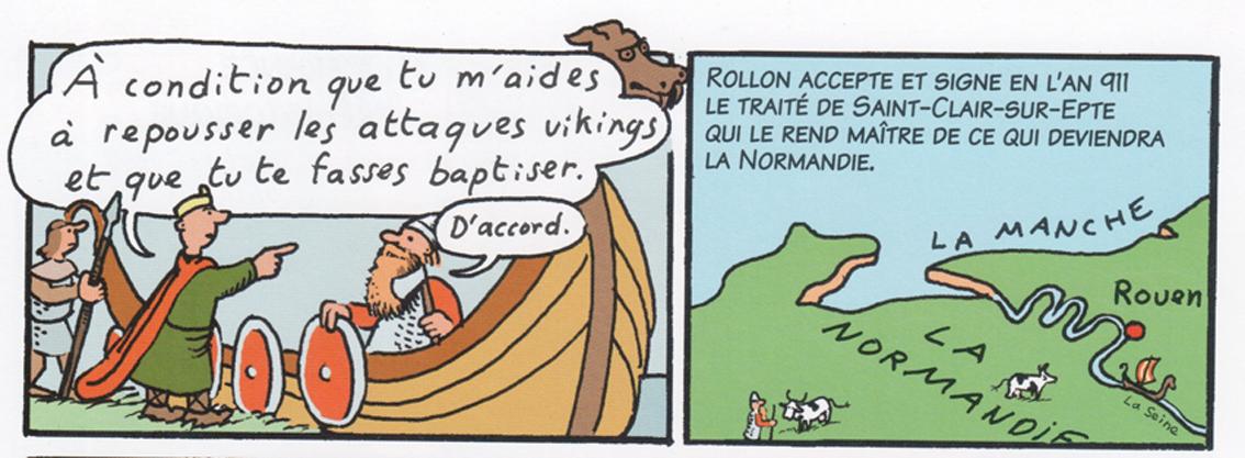 histoire drole normande